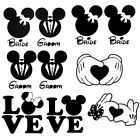 mickey minnie mouse marriage wedding for home