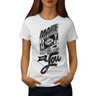 TShirts - Make Money Dollar Slogan Women Tshirt NEW Wellcoda