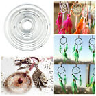 New 45-190mm Craft Dreamcatcher Metal 10pcs Strong Diy Ring Macrame Ardent Tool
