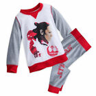 Disney Store Star Wars Last Jedi Rey Pajamas Set Girls Size 4 5/6 7/8 9/10 11/12 $17.95 USD on eBay