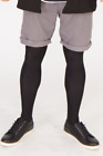 Adrian CITY Soft Opaque Tights for MEN Black or Dark Gray M-XXL