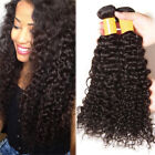 "Fashions  Brazilian Kinky Curly Virgin Hair Weave Extensions 3/4 bundles 8""-30"""