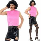 Mens Freddy Mercury Queen Break Free Costume Music Pop Star Fancy Dress Outfit