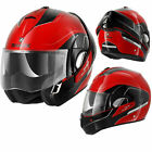 SHARK EVOLINE SERIES 3 ARONA FLIP UP FRONT FULL OPEN FACE MOTORCYCLE HELMET