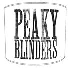 Peaky Blinders Lampshades, Ideal To Match Peaky Blinders Duvets & Wall Decals