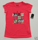 Neu All Star Converse T-Shirt TShirt Kids Kinder Mädchen Girls pink tictactoe