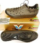 """New"" VITTORIA CLASSIC 1976 VINTAGE CYCLING SHOES - CHAUSSURES RETRO - SPD"
