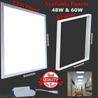 48W 60W Ceiling Suspended Recessed LED Panel Light & Frame Office Salon 600X600