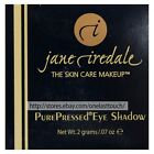 JANE IREDALE* 0.07 oz PURE PRESSED Skin Care EYE SHADOW Compact *YOU CHOOSE* 1a
