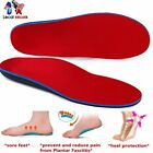 orthotics feet - Orthotic Flat Feet Foot High Arch Gel Heel Support Shoe Insert Insoles Men Women