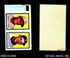 1962 Topps Stamp Panels Gordon Coleman / Danny O'Connell 2 - GOOD
