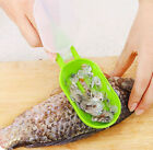 Tools Practical Fish Scaler Clam Opener Scale Scraper Kitchen Accessories NEW