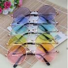 New Unisex Fashion Sunglasses Eyewear Vintage Style Casual Round Shape DZ88
