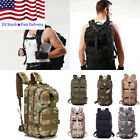 Men Combat CasualBackpack Rucksacks Tactical Camping Hiking Bags Outdoor GIFT
