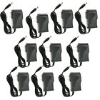 10 x AC100-240V to DC5V 1 A Wall Charger Switching Power Adapter 5.5mm*2.1mm US