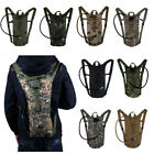 Hydration Pack 3l Tactical Bike Bicycle Camel Water Bladder Bag Backpack Hiking