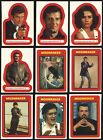 1976 Topps James Bond: Moonraker Sticker Stickers You Pick Finish Your Set $2.11 CAD on eBay
