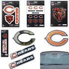 NFL Chicago Bears Premium Vinyl Decal / Sticker / Emblem - Pick Your Pack on eBay