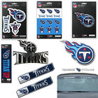 NFL Tennessee Titans Premium Vinyl Decal / Sticker / Emblem - Pick Your Pack on eBay