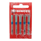 10 Pk. 2054-42 16x75 Genuine Singer 14u Overlock Serger Sewing Needles