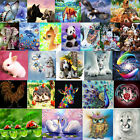 5D Diamond Painting DIY Animals Mosaic Embroidery Cross Stitch Kits Home Craft