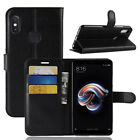 Case PU Leather Flip Stand Slots Wallet Cover Pouch For Xiaomi Redmi Phone 38