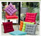 Indoor Outdoor Dining Garden Patio Soft Chair Seat Pad Cushion Home Decor Lot