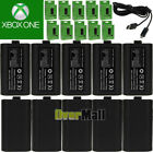 (10 Pack) For XBox One Charge and Play Kit Rechargeable Battery