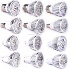 GU10 MR16 E27 E14 LED Ultra Bright Downlight 9W 12W 15W Spot Light Lamp Bulb 9K8