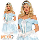 Cinderella Ladies Fancy Dress Adults Wonderland By Leg Avenue Womens Costume New