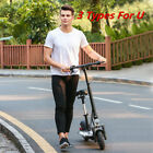 Upgrade Folding Carbon Fiber Electric Scooter Adult e-Scooter 35Km/h 3types Best