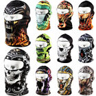3D Cycling Motorcycle Skull Cap Balaclava Hats Sun UV Protective Full Face Mask