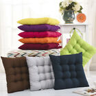 Внешний вид - Cushion Soft Seat Pads Indoor Home Dining Kitchen Office Chair Tie On - Square