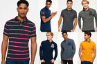 New Mens Superdry Polo Shirts Selection - Various Styles & Colours 2304 1