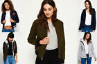 New Womens Superdry Jackets Selection - Various Styles & Colours 2304 2