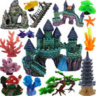 Внешний вид - Aquarium Ornament Sailing Boat Rockery Barrel Fish Tank Plant Cave Home Deco Lot