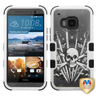 TUFF Hybrid Protector Cover for HTC One M9