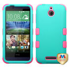 TUFF Hybrid Phone Protector Cover for HTC 510 (Desire 510)