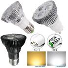 par20 led bulbs - 9w LED PAR20 Bright Floodlight Bulb Medium E27 Base Energy Saving Indoor DL