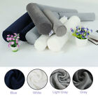 Memory Foam Cervical Body Roll Pillow Bolster Washable Support Density of 90