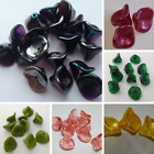 Czech Glass 3 Petal Bell Flower 12mm Beads - 25 Pack - handmade floral jewellery