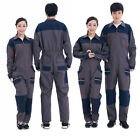 Mens Womens Boilersuit Coverall Overall Workwear Tuff Work Jumpsuit Multi Pocket
