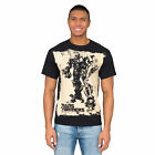 Transformers Bumblebee Black and Beige T-shirt