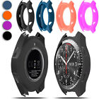 Silicon Slim Smart Watch Case Cover Wristwatch Band For Samsung Gear S3 Frontier image