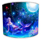 Mermaids Designs Lampshades, Ideal To Match Mermaids Wall Decals & Stickers