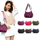 Womens  Shoulder Messenger Bag Multi Compartment Bag Outdoor Bags GIFT