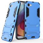 For LG Phone V20 K10 K8 G6 Q6 Dual Hybrid Shockproof Kickstand Case Back Cover