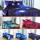 Twin Full Queen Galaxies Comforter Set All season Down Quilted Duvet Reversible