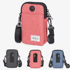 """Mini Cross-body Cell Phone Shoulder Bag Wallet Purse For 5.5"""" iPhone 7 / 8 Plus"""