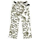 Arctix Youth NEW Reinforced Ski Snowboard Cargo Pants Snow Camo